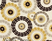 Large Scale Multipurpose Graphic Designer Fabric by the Yard