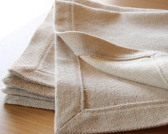 set of 2 Placemats ,Table top ,Home decor,natural cotton ,eco friendly