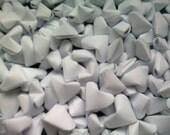 200 white origami hearts