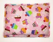 Kids Heat Pack,, Ouchie Bag, Cold Pack, Kids Hot Cold Pack, Cupcakes