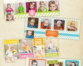 INSTANT DOWNLOAD  - Facebook Timeline Cover Collection - My first birthday - E391