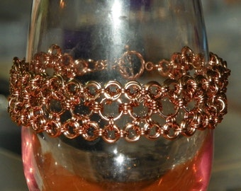 Maru Japanese Champagne Bracelet
