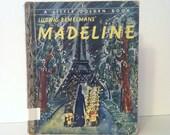 "1st Edition ""A"" Little Golden Book - Ludwig Bemelmans' MADELINE - RARE"