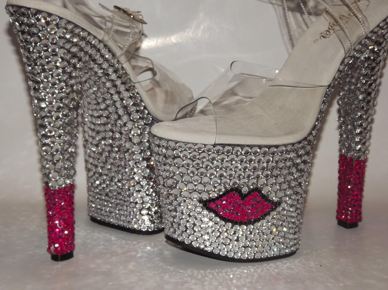 Sexy Hooker Heels