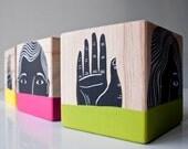 Deep End (Wood Sculptures)