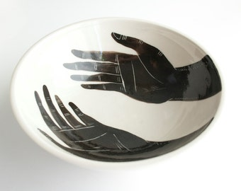Grasp (Porcelain Bowl) OUT OF STOCK