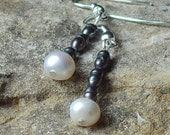 Lovely Fresh Water Pearl Earrings