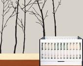 Vinyl Wall Decal Stickers Tree Branch Nursery Girls Baby