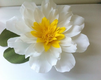 Handmade Paper Water lily