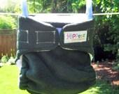 Hippeez Wrap-Style Fleece Cloth Diaper Cover