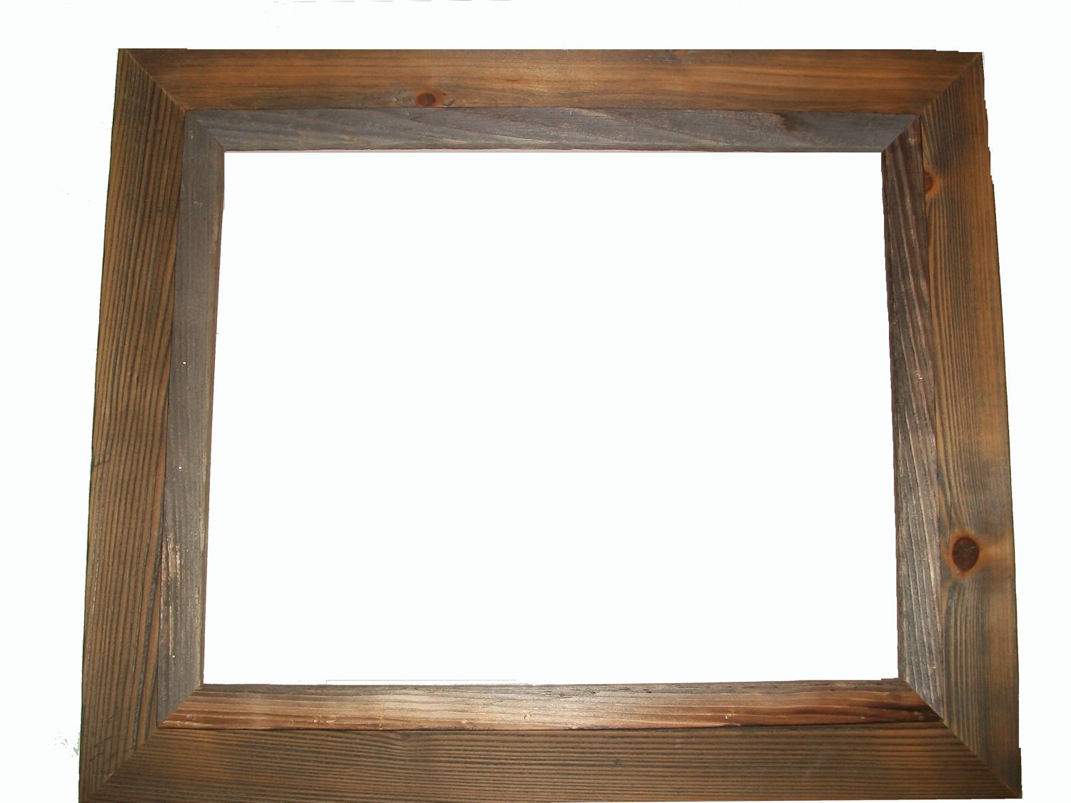 Custom barnwood frame fits 16x20 photo by nwphotoadventures for 16x20 frame