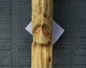 carved walking stick 4 free shipping in U.S.