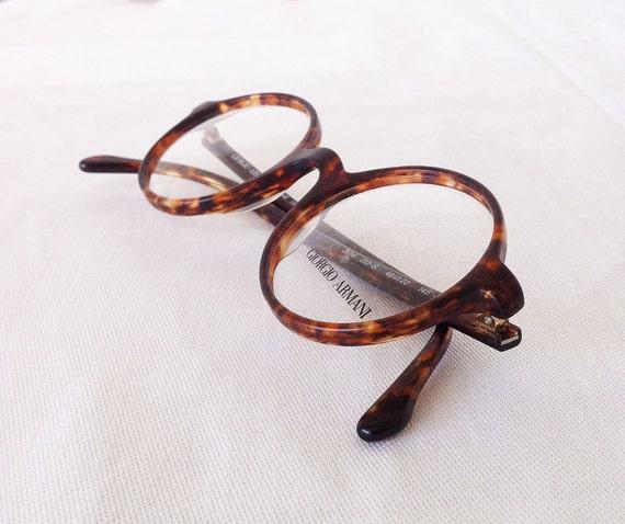 Vintage Giorgio Armani Eyeglass Frames : Giorgio Armani Vintage glasses