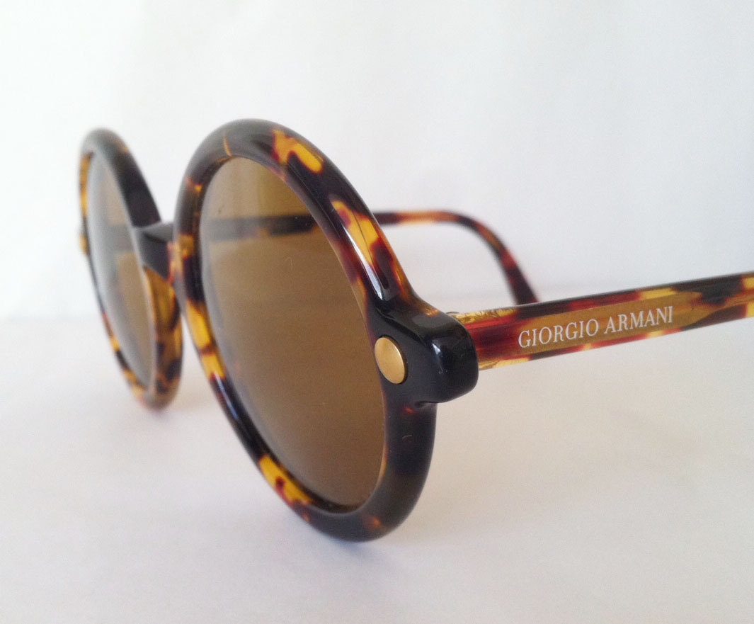 Vintage Armani Glasses Frames : Giorgio Armani Vintage glasses