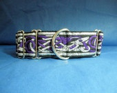 2 Inch wide martingale  dog collar