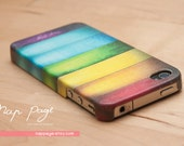 Apple iphone case for iphone iphone 3Gs iphone 4 iphone 4s iPhone 5 : Colorful