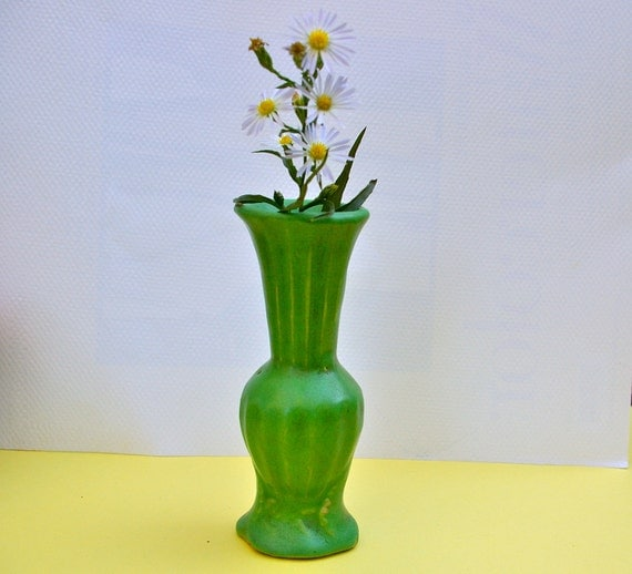 Niloak Pottery Vase - Hand Glazed - Signed