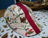 Owl Adult Cycling Cap Hat