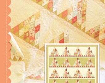 Jelly Parfait Quilt Pattern - By Fig Tree Quilts - FT 853