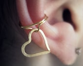 Hanging About Ear Cuff