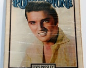 Rolling Stone Magazine Issue 248 Elvis Presley Death