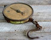Antique Salter 200lb Spring Balance Scale No. 235T