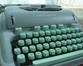 RESERVED Vintage Swiss HERMES 3000 Mint Typewriter - On SALE (Price Reduced)