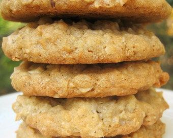 Maple Walnut Oatmeal Cookies All Natural Home Baked