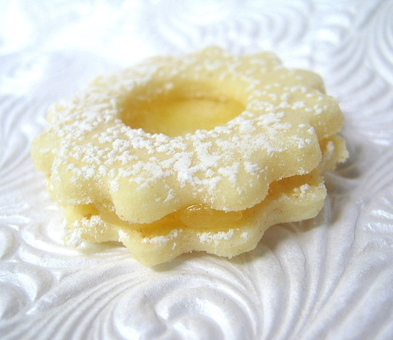Lemon Linzer Cookies Sandwich Cookie Dessert Table Cookie Pastry Holiday Cookie Christmas