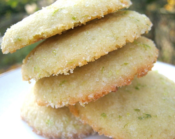 Sugar Lime Cookies Sugar Cookies All Natural
