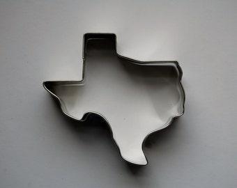 Texas  Cookie Cutter