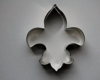 Fleur de Lis Cookie Cutter