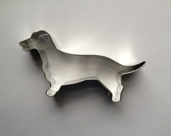 Daschshund Cookie Cutter