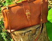 Multi-funtional Hand-made Leather Doctor Bag (Backpack and Shoulder)