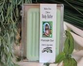 herb.garden body balm solid lotion massage bar