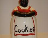 SALE  Vintage Aunt Jemima Cookie Jar