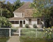 Oregon Farmhouse