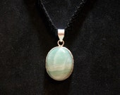Free Shipping -Sterling Silver Pendant Necklace