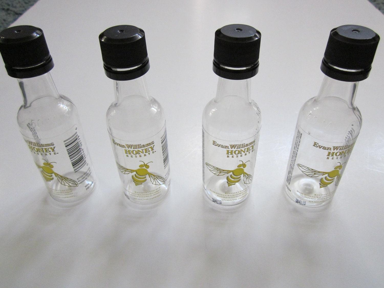 4 Mini-Liquor Bottles to Upcycle