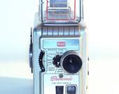 8mm Movie Camera II Brownie by Kodak . Vintage . 50s . collectors items . 13 mm . f/1.9 lens