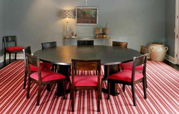 handmade black walnut dining table gallery