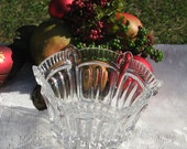 Vintage Salt Dish,Finger bowl,,,, 6 Footed 6 Sided small in size,  Early 20s