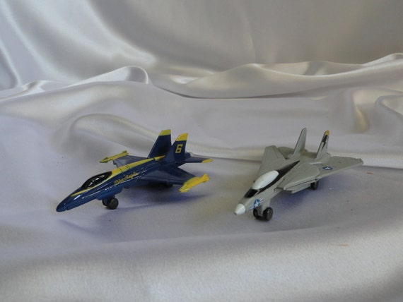 Blue Angels and Airforce Plane are pencil sharpeners, unique items