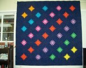 May's Starry Night Quilt