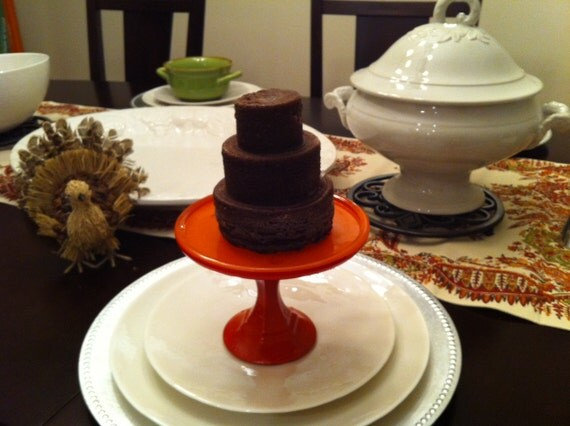 Miniature Cake Stands Custom Made to Match your Event