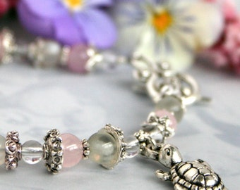 Fertility Bracelet - with Fertility Blessing