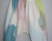 Baby Pants-Unisex Parachute Style Pants - Infant Size 3M to 18M