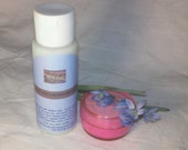 Emu oil and Goat milk sampler Lotion and cream samplers