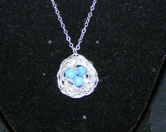 Birdnest Necklace