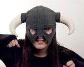 SEWING PATTERN for Fleece Viking Hat